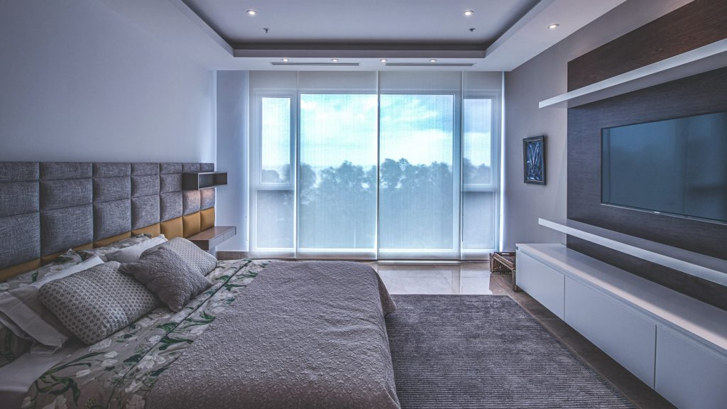 IdeaTuMueble - Dormitorio TV